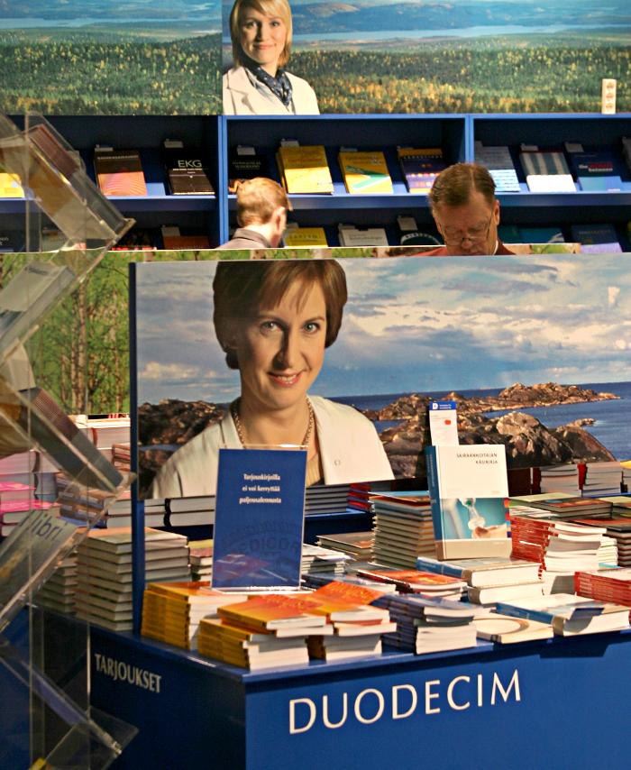 Suomalainen Lääkäriseura Duodecim -messut 2006