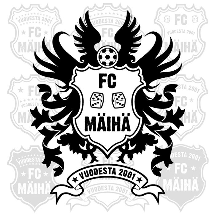 FC Mäihä -logo 2006