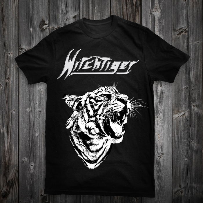 Witchtiger t-shirt 2013
