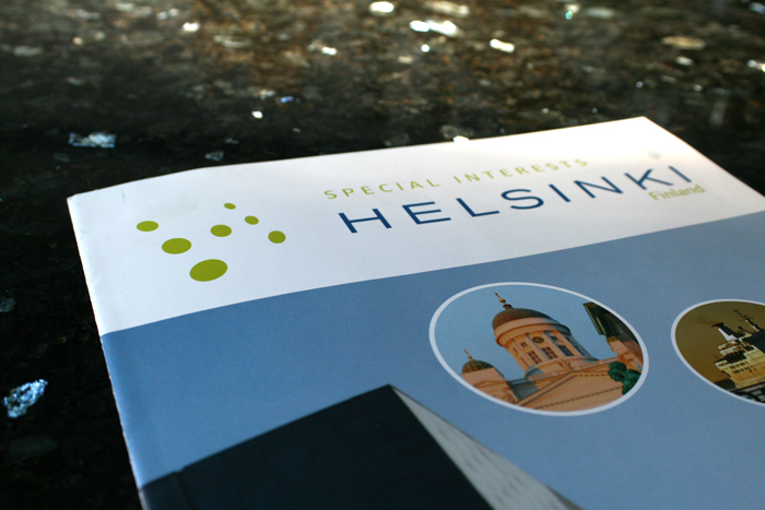 Helsinki Special Interests brochure 2009