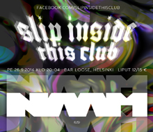Slip Inside This Club vol. 3  2014