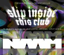 Slip Inside This Club vol. 3  2014
